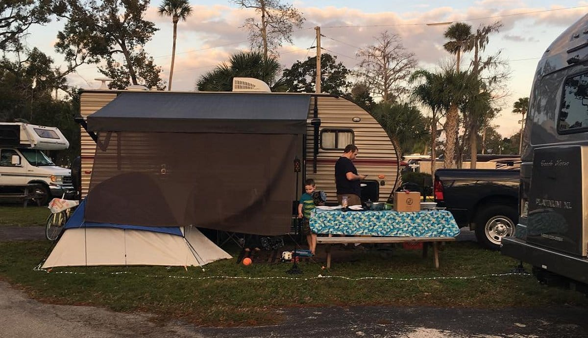 How to Do an RV Power Awning Upgrade
