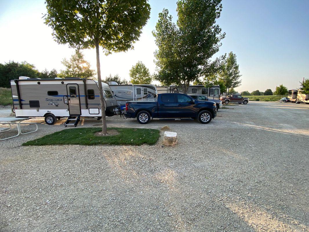 Chapman Creek RV Park