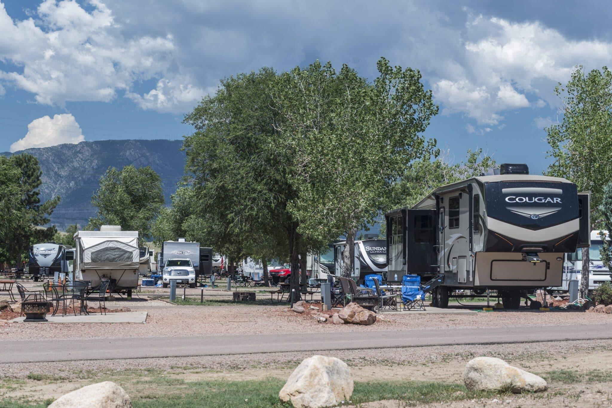 Colorado Springs KOA