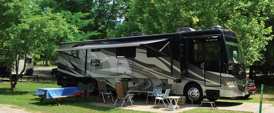 Lake Rudolph Campground and RV Resort