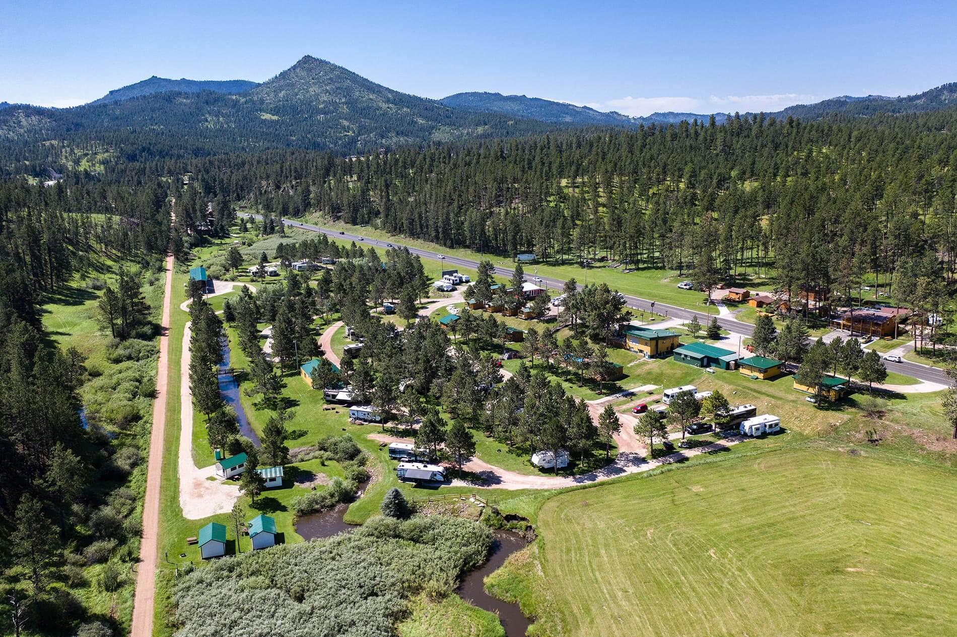 Larsson's Crooked Creek Resort