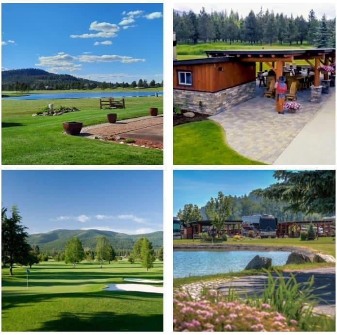 MotorCoach RV Resort Idaho