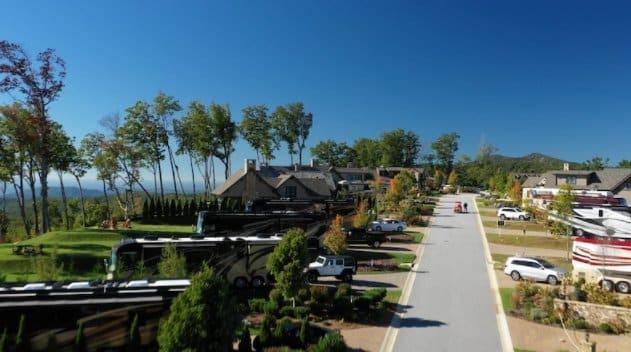 Mountain Falls Luxury Motorcoach Resort