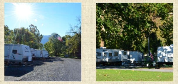 Riverside Cabins and RV Park