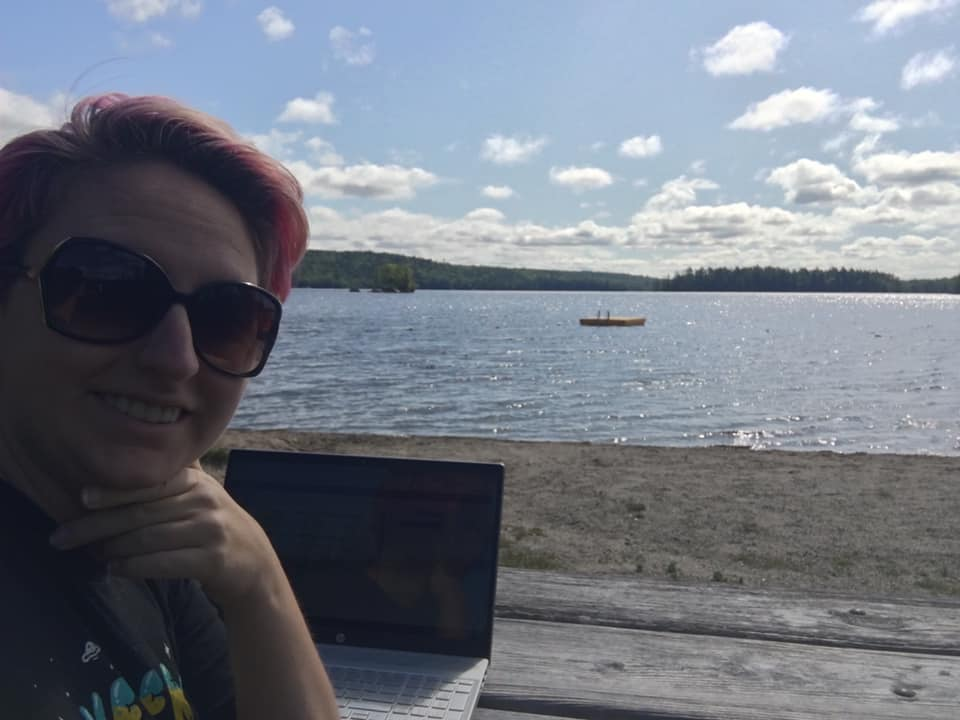 Working from Your RV While Traveling