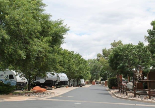 Zion National Park RV Camping